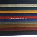 Tejido de lana sola cara cepillo