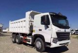Sinotruk Luxury Front Tipping Truck com Hyva Hydraulic