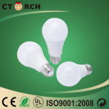 세륨 RoHS UL 승인 플라스틱과 Alumunum 바디를 가진 Ctorch 실내 LED A80 15W 램프