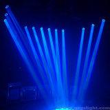 Bienen-Augen-Träger-bewegliches Hauptlicht der Disco 6*10W DJ-Beleuchtung-LED