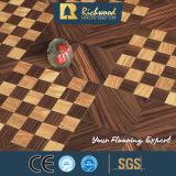 Casa de madeira 8.3mm HDF AC3 HDF Woodgrain Texture Laminado