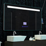 Lighted High - End Luxury Bathroom Wall Fluorescent Backlit Mirrors