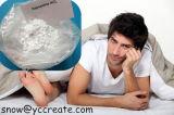 Rohes Geschlecht mischt Droge Dapoxetine Hydrochlorids 98% CAS 119356-77-3 USP für PET bei