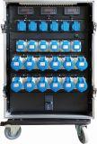 26チャネル32Aの出力配電箱