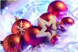 Esferas por atacado do Natal da alta qualidade para decorações dos partidos das árvores de Natal