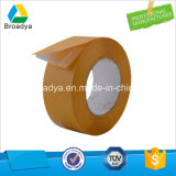 Umweltfreundlicher doppelter mit Seiten versehener Gewebe-Klebstreifen für Typenschilder (Gewebe-Träger beschichtet mit dem Lösungsmittel gegründet)