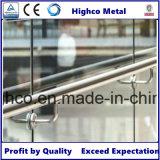 Corchete ajustable de la barandilla del montaje de la pared para la barandilla del acero inoxidable