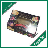 PVC Window Fruit Packaging Box (FP8039124)