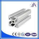 Piste en aluminium 6063 T5 de bas de section de l'extrusion T