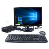PC industrial dual del LAN de Intel mini con COM 4 RS232