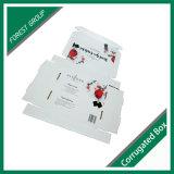 Contenitore ondulato su ordinazione di vestiti di stampa e di formato