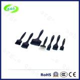 Asta recta anti S del cepillo estático del cepillo del ESD de la herramienta de la limpieza