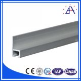 Small Section Aluminium Extrusion Rubber Seal