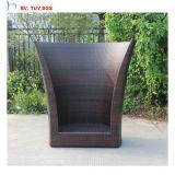 H中国の屋外の柳細工の明るい椅子