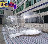 فقاعات خيمة قابل للنفخ شفّافة لأنّ سفر