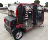 L'alta qualità 3 spinge l'automobile elettrica di 4 Seaters con l'intervallo di 150km