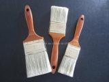 Escova de pintura branca da cerda para a boa venda