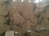 販売のためのBattieの灰色の静脈のブラウンの大理石の平板