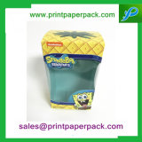 Caja de embalaje del alumbrador del perfume del regalo cosmético de lujo superior del papel