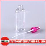 100ml svuotano la bottiglia ovale trasparente Hotsale (ZY01-A009)