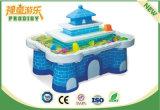 Jouet éducatif d'enfants de Tableau de sable de château de jouets pour l'école maternelle