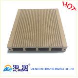 Decking di plastica di legno del composto WPC di prezzi di fabbrica in Cina
