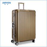 熱い販売旅行荷物セット、良質ABS+PCの荷物のスーツケース