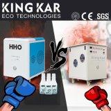 Generador de hidrógeno combustible de HHO mano coche equipo de lavado