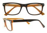 Neue Entwurfs-Azetat-Form-Glas-handgemachter Brille-Rahmen