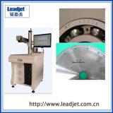 고속 섬유 금속 Laser 표하기 기계
