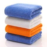 Hermoso más fuente de la toalla de baño del hotel del algodón de los colores