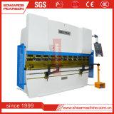 Freno Elettrico-Idraulico piegante della pressa di CNC delle 2016 macchine piegatubi del più nuovo piatto/macchina/We67k della Cina