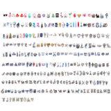 Stijl Al High-End van Juwelen Juwelen van de Charmes van de Legering van het Ontwerp