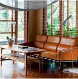 Lámpara de suelo caliente del metal de Morden de la venta para la iluminación derecha de la sala de estar