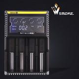 Highquality&Authentic Nitecore 18650 de Lader van de Batterij Intellicharger Nitecore D4 met LCD Vertoning