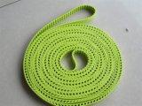 Alta Tensión negro / amarillo / Bue TT5 Circular Knitting Machine Cinturones con cable de acero
