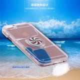 Boîtier pc liquide de téléphone mobile pour iPhone6 6plus