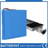 Batería solar de la luz de calle LiFePO4 con el conjunto de los rectángulos plásticos