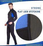 мокрая одежда подныривания Холодн-Доказательства 3mm занимаясь серфингом с пусковой площадкой колена