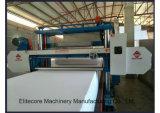 De automatische Lange Scherpe Machine van het Polyurethaan van de Spons van het Schuim van Bladen met Rolling