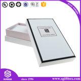 Caixa de papel de empacotamento cosmética personalizada alta qualidade de Apprarel