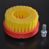 Щетка чистки вращая сверла высокопоставленной Nylon щетинки электрическая