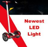 Form-Entwurfs-elektrisches Auto-intelligente Mobilitäts-Miniroller mit LED-Licht