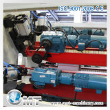 Máquina Extrusora Plástica Reforçada do Produto da Tubulação do Fio de Aço de UHMW-PE