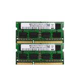 Ecc 128mbx8 van de lage Dichtheid niet 16c 2GB DDR3 Laptop van de RAM