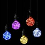 Шарик СИД СИД освещает освещение украшения шарика CE ST64 теплое белое энергосберегающее 3W СИД светов прокладки электрической лампочки СИД СИД звёздное
