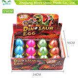 ペットDinasourの多彩な成長する卵の工夫卵は5*6cmをもてあそぶ