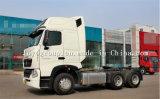Camion Tractorhead d'entraîneur de Sinotruk HOWO T7h 6X4 540HP
