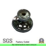 Maneta de la perilla de los muebles de la maneta de la perilla de la cabina de la aleación del cinc del enchufe de fábrica (K 010)