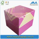 Vigilanza del contenitore di regalo del polsino del commercio all'ingrosso della casella del gemello e casella dei gemelli